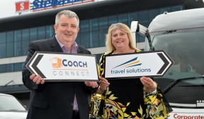 TRAVEL COMPANIES CONNECT TO OFFER HASSLE-FREE COACH HOLIDAYS
