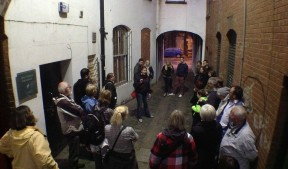 Belfast Ghost Tours, a chilling success