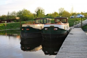 Dutch Barging in Fermanagh