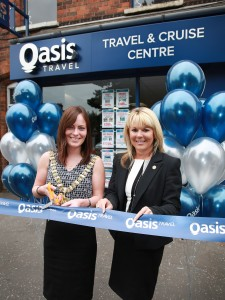 Oasis Travel moving on up