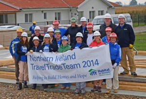 Travel Trade Team Bring Hope