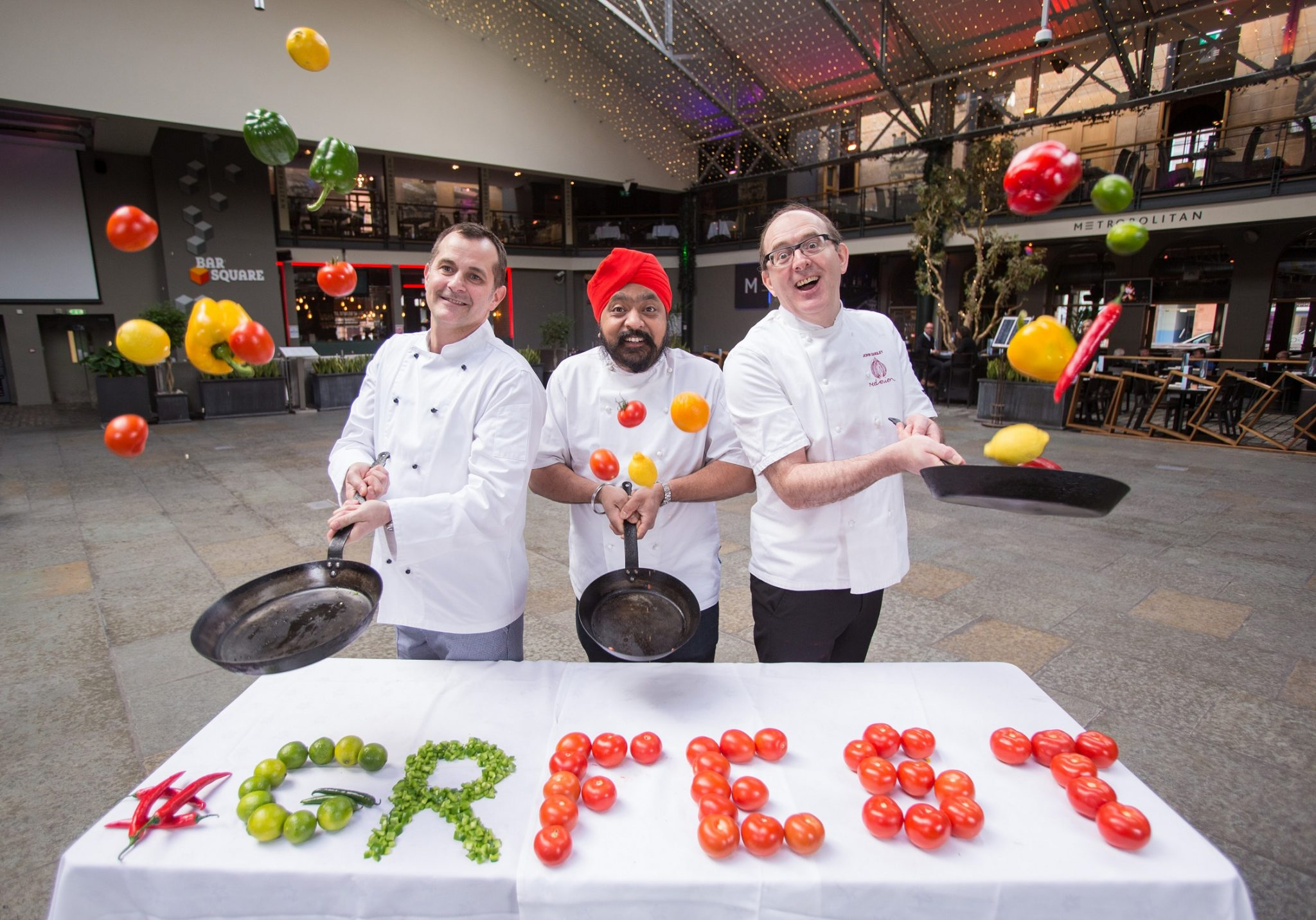 New Glasgow Restaurant Festival will serve up a taste of the city (25th March – 24th April)