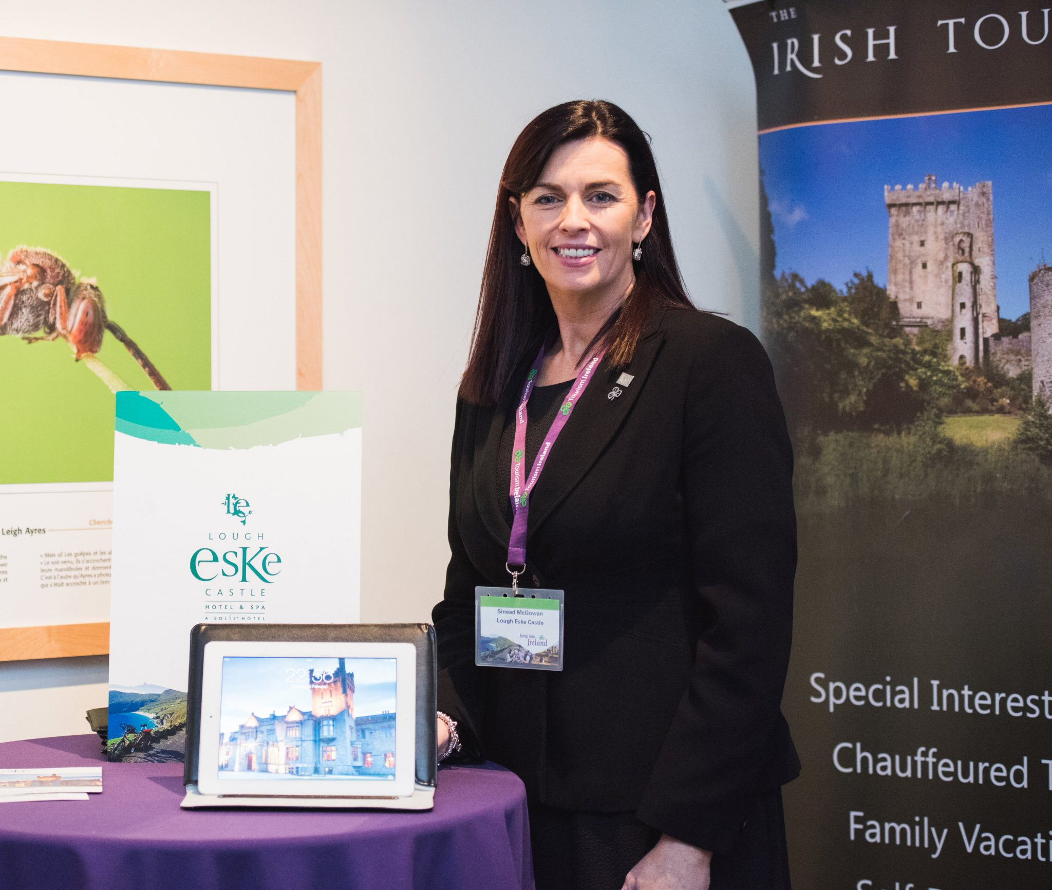 Donegal hotelier takes part in Canada sales blitz