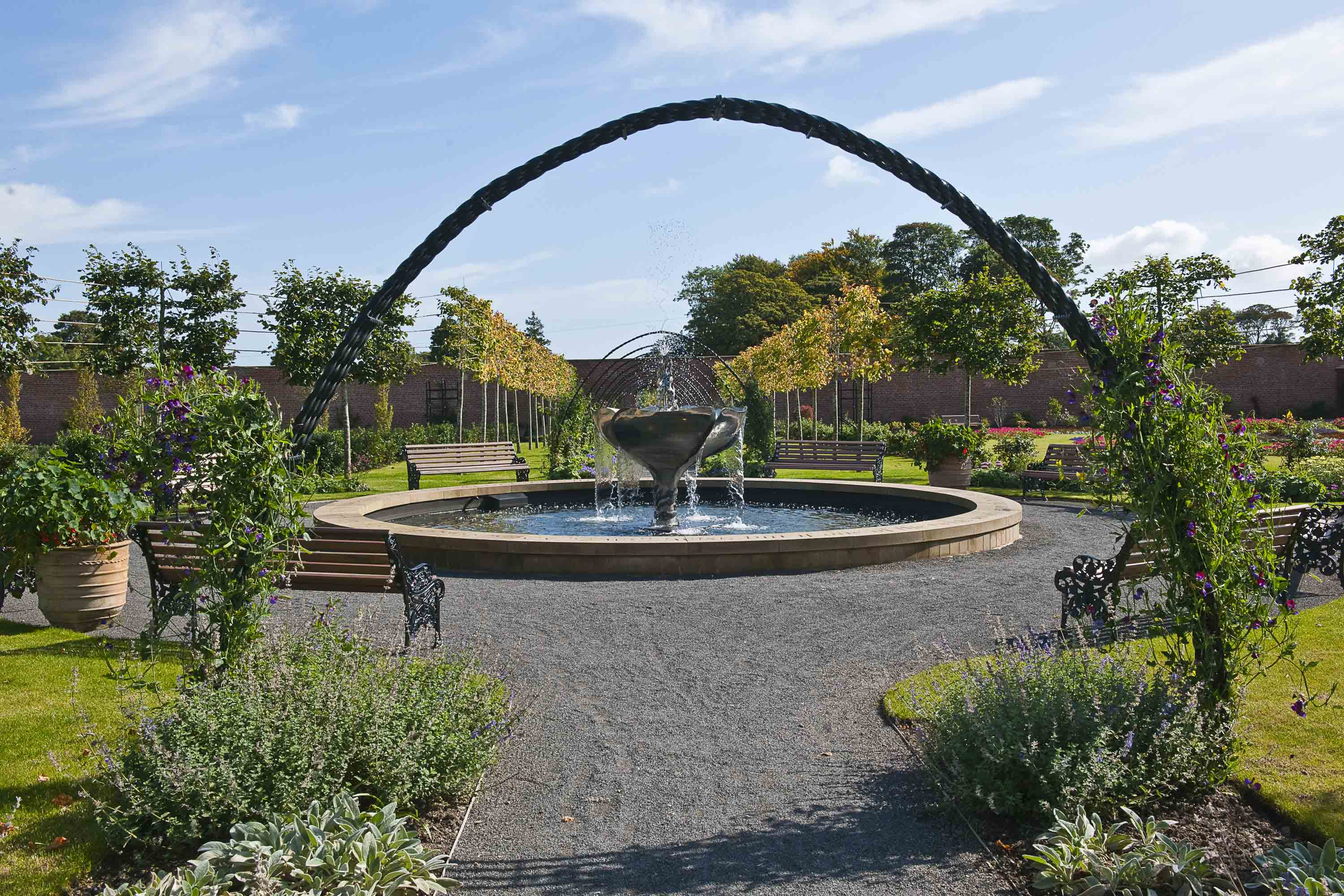 LEAF THE CITY BEHIND AND VISIT NI's STUNNING GARDENS