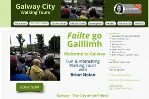 Galway walking tours