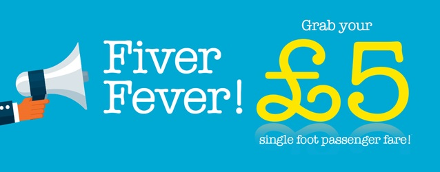 FIVER FEVER WITH STENA LINE
