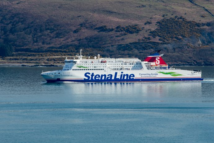 FALL for Stena Line's Scottish Breaks this AUTUMN