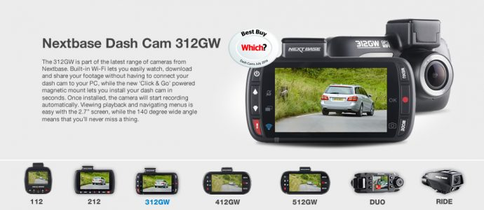A NEXTBASE DASH CAM COULD SAVE YOU A FORTUNE WHEN TRAVELLING