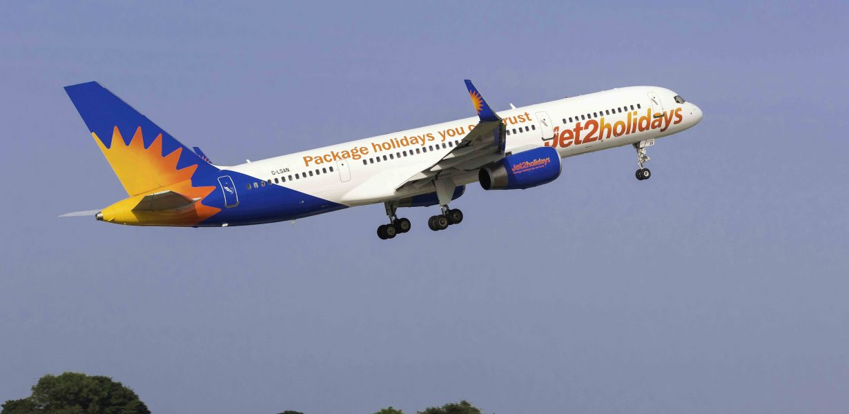 ITS YES YES YES TO JET2
