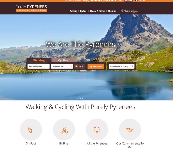New tour operator Purely Pyrenees launched on the UK market