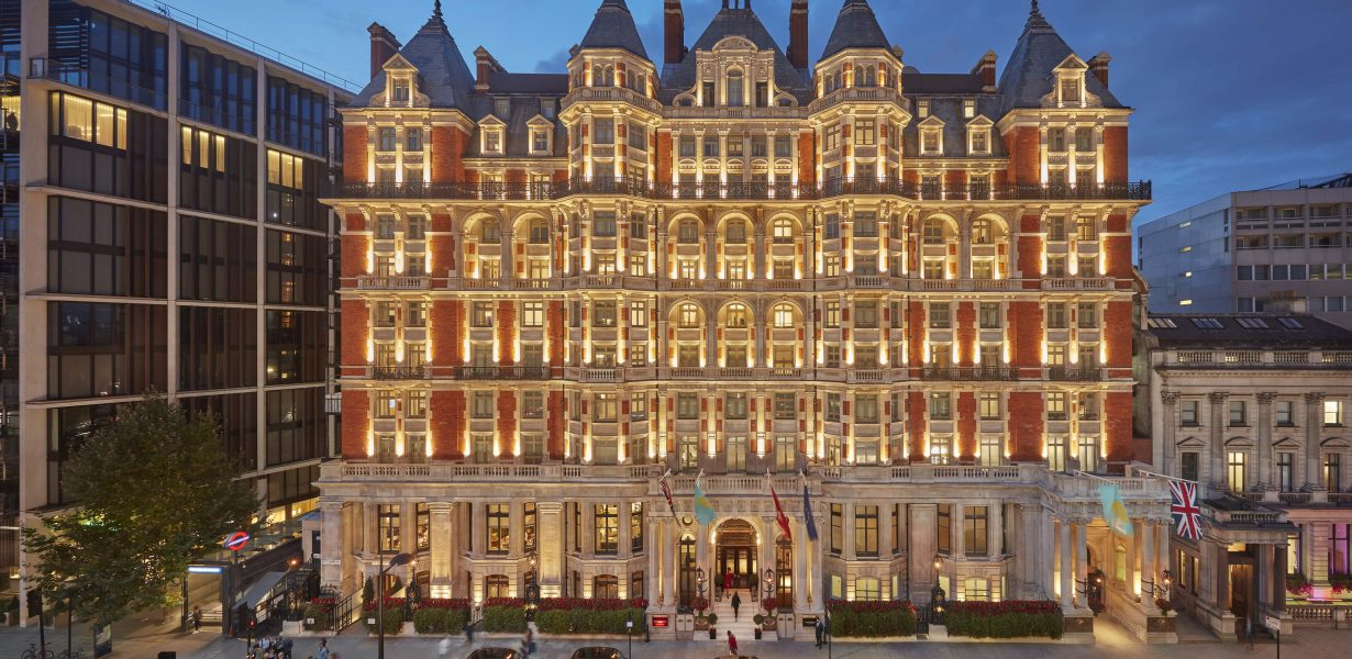 MANDARIN ORIENTAL HYDE PARK, LONDON ANNOUNCES PARTNERSHIP WITH LUXURY BRITISH DOG BRAND TEDDY MAXIMUS