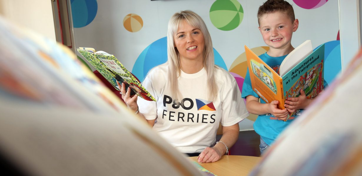 P&O FERRIES PACK FUN INTO SUMMERTIME SAILINGS