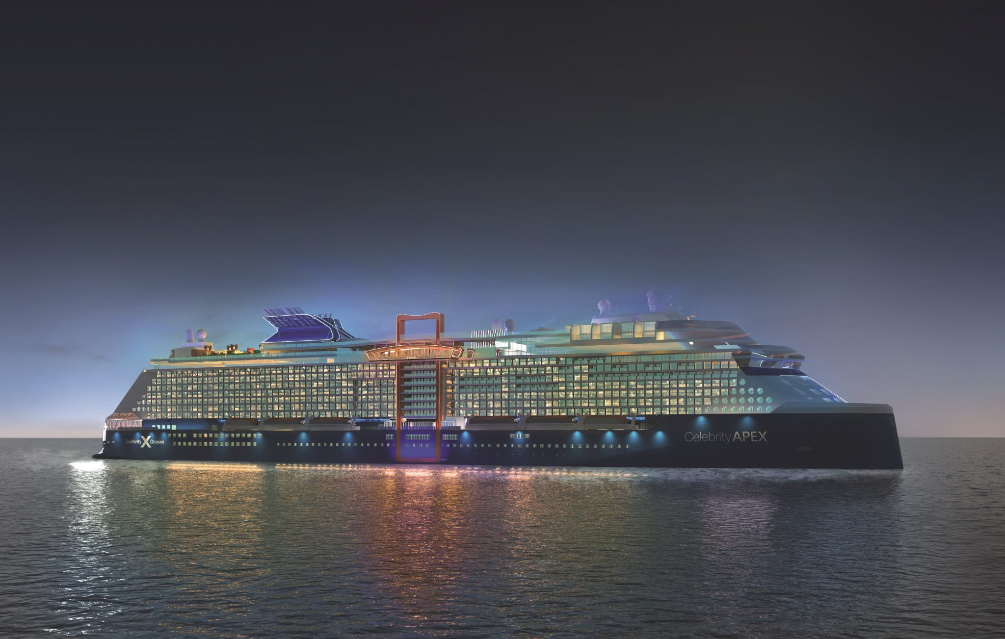 Cruise To The Edge 2020.Uk Investment Reaches Apex For Celebrity Cruises Northern