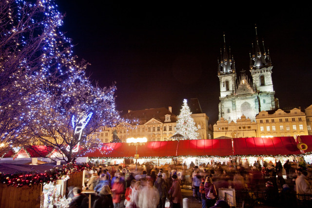 'TIS THE SEASON TO BOOK A MAGICAL CHRISTMAS MARKET