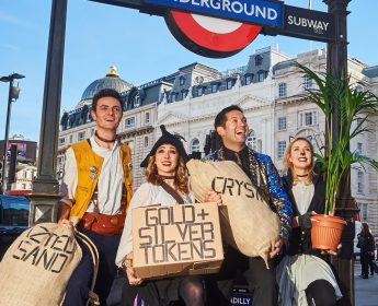 The Crystal Maze LIVE Experience is on the move to London's West End!