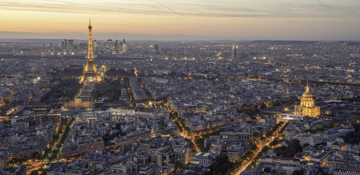 When 2 Became 1  London and Paris unite to create Europe's hottest new  travel destination