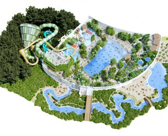 Center Parcs are set to turn Longford into a 29.5oC Subtropical Swimming Paradise and announce that you can now book breaks for winter 2019
