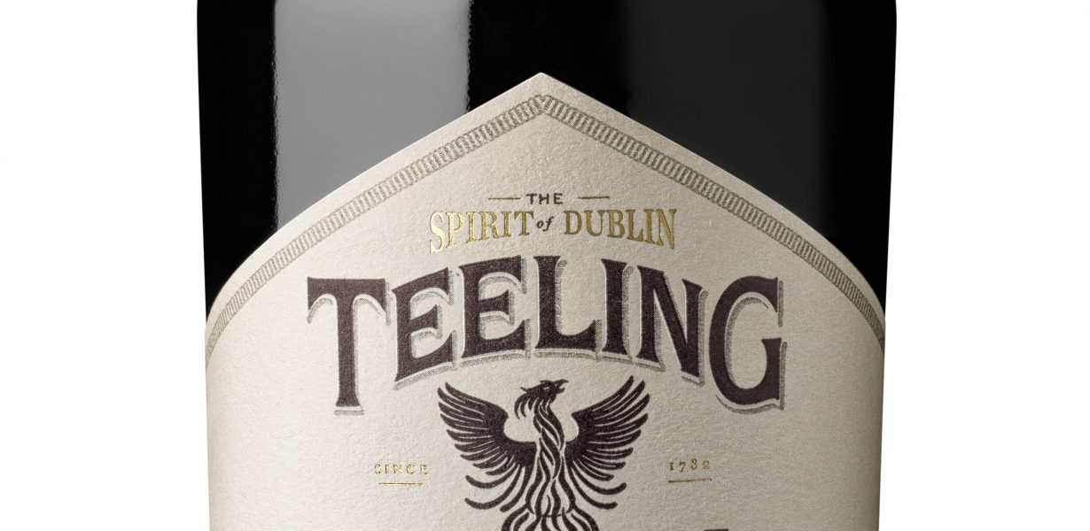 The sky's the limit for Teeling Whiskey!