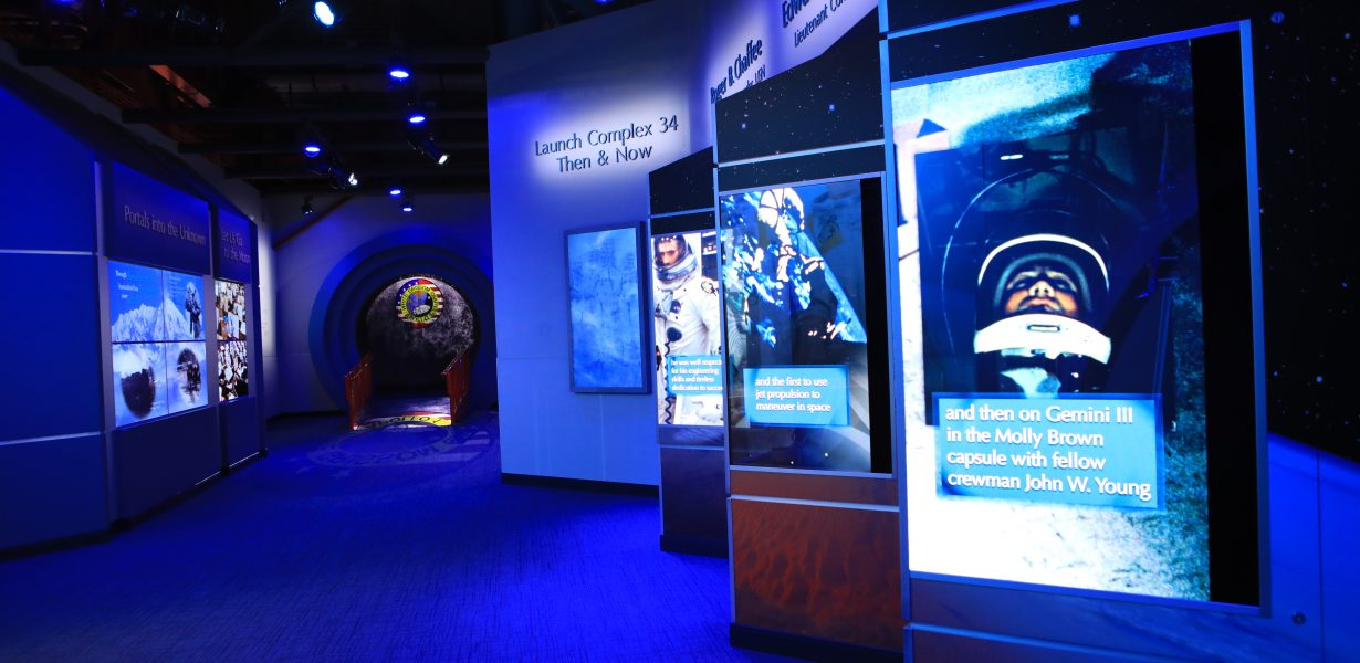 NEW OUT-OF-THIS-WORLD EXPERIENCES SET TO ENTHRALL HOLIDAYMAKERS AT FLORIDA'S KENNEDY SPACE CENTER VISITOR COMPLEX