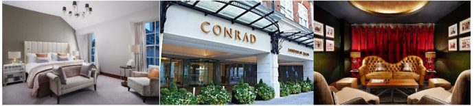 Experience Quintessential London at Conrad London St. James
