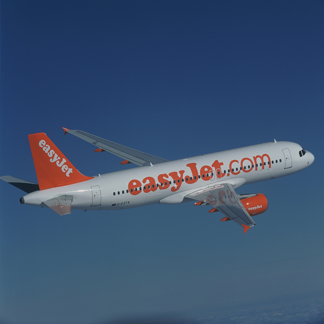 EASYJET DOES IT BRISTOL FASHION