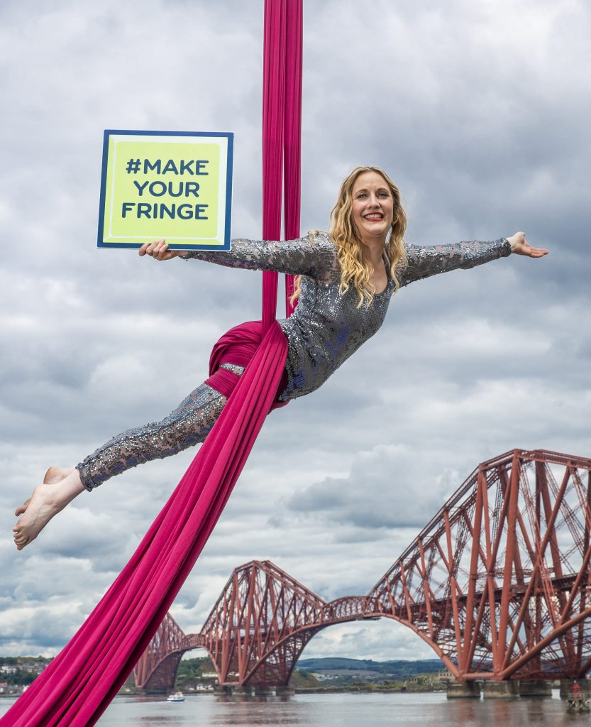 IT'S TIME TO MAKE YOUR FRINGE AS THE 2019 EDINBURGH FESTIVAL FRINGE PROGRAMME IS REVEALED