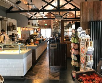 The Dairy Farm shop and Cafe gleno