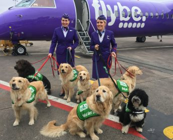 BELFAST CITY AIRPORT, DISABILITY CHAMPIONS